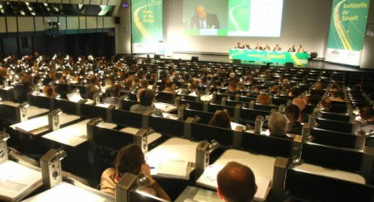 Internationaler Fachkongress für Biokraftstoffe