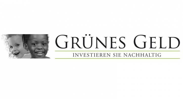 Logo der Grünes Geld GmbH
