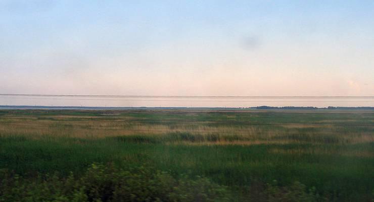 Steppe in Westsibirien