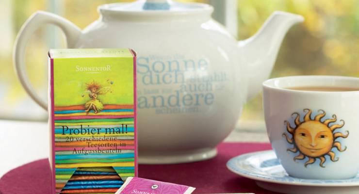 Tee von Sonnentor