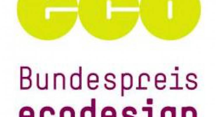 Logo des Bundespreises Ecodesign