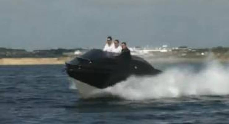 Luxury MIG 675; Foto: Video-Screenshot