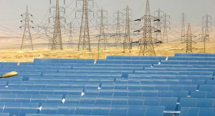 Solarkraftwerk Desertec