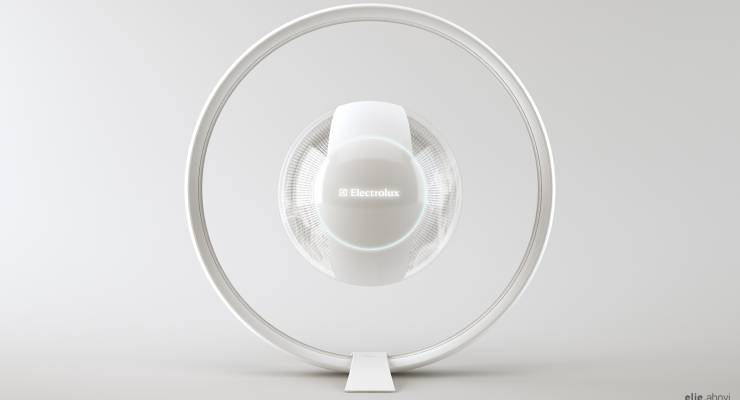 Orbit Waschmaschine von Elie Ahovi