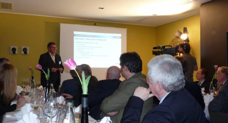 Vortrag von Herrn Dr. Koch, Vice President Strategic Positioning, develo AG