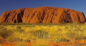 Uluru Nationalpark, Northern Territory, Australien