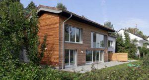 Einfamilienhaus von 1959 in Konstanz nach der Sanierung