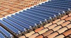 Hybrid-Solaranlage
