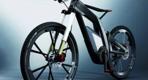 Das Audi e-Bike Wörthersee