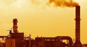 Industrieemissionen; Foto: Bigstock