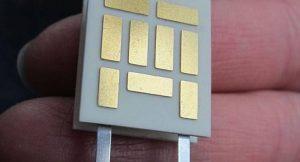 Thermoelektrischer Generator aus Nano-Silizium