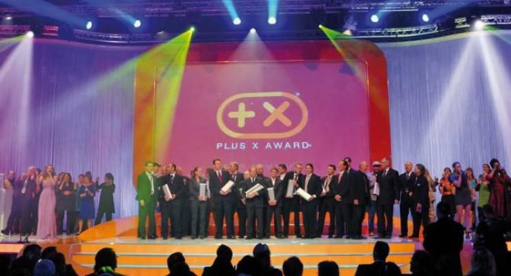 Plus X Award 2012