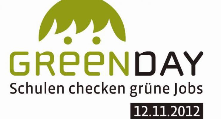 Logo des Green Day