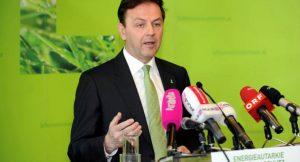 Nikolaus Berlakovich, Landwirtschaftsminister in Österreich