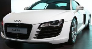 Audi R8 statt Elektromobilität