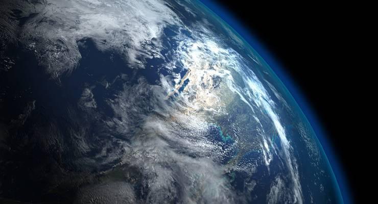 Ausschnitt der Erde; Foto: Bigstock