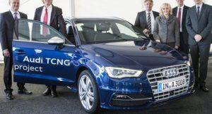 Am Audi A3 Sportback TCNG