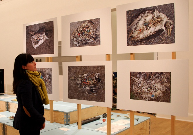 MKG EndstationMeer Ausstellungsansicht 4
