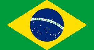 Bralilianische Flagge