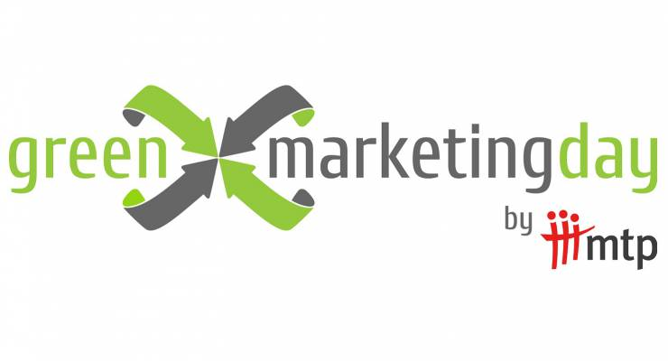 Green Marketing Day Logo