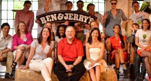 Ben & Jerry´s-Team