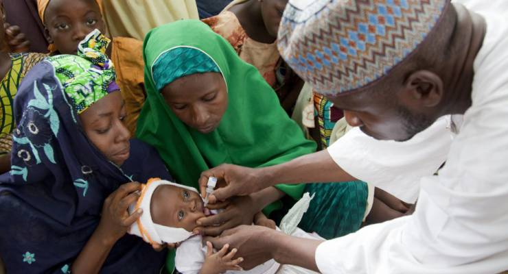 Collaboration to fight polio in Nigeria