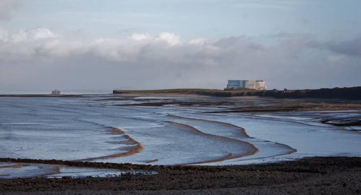 Atomkraftwerk im County Somerset