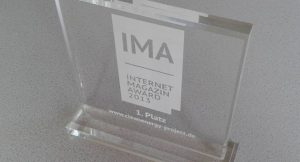 Internet Magazin Award 2013