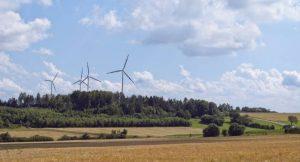 Windkraft in Bayern
