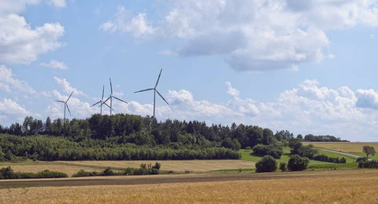Windkraft in Bayern