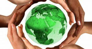 Kreisläufe schonen unsere Erde