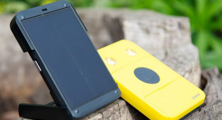WakaWaka - Solarlampe und Ladegerät