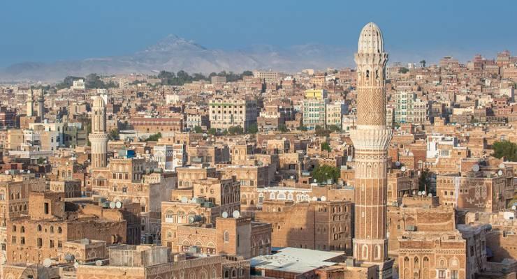 Sanaa, Jemen
