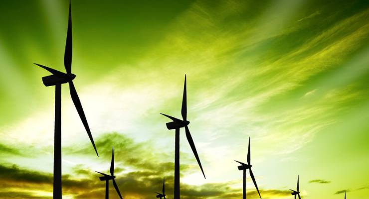 Onshore- oder Offshore-Windkraft