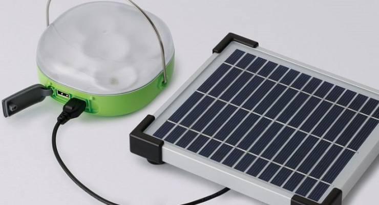 BG-BL03 Solar LED Lantern