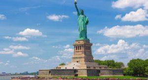 Freiheitsstatue, NYC