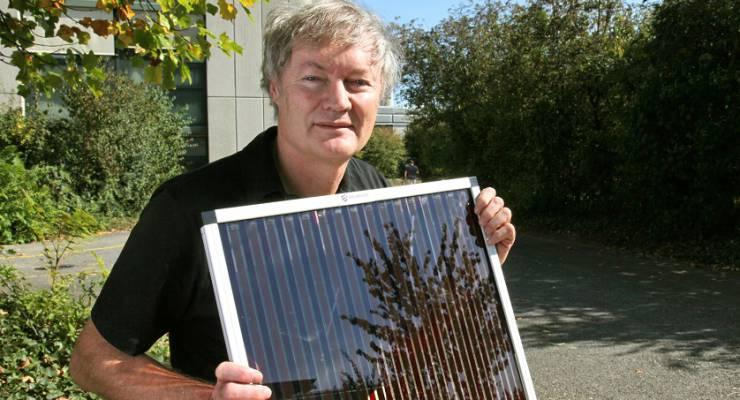 Perowskit-Solarzelle