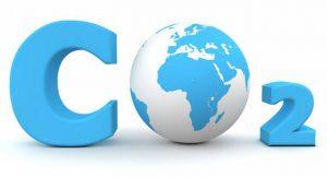 Treibhausgas CO2
