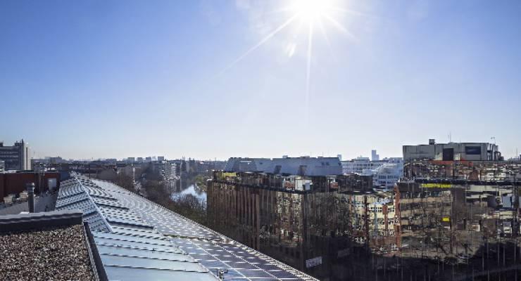Photovoltaikanlage Berlin Reuchlinstraße
