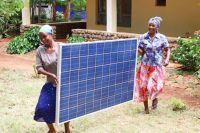 Tansania Schulproject ©Trina Solar