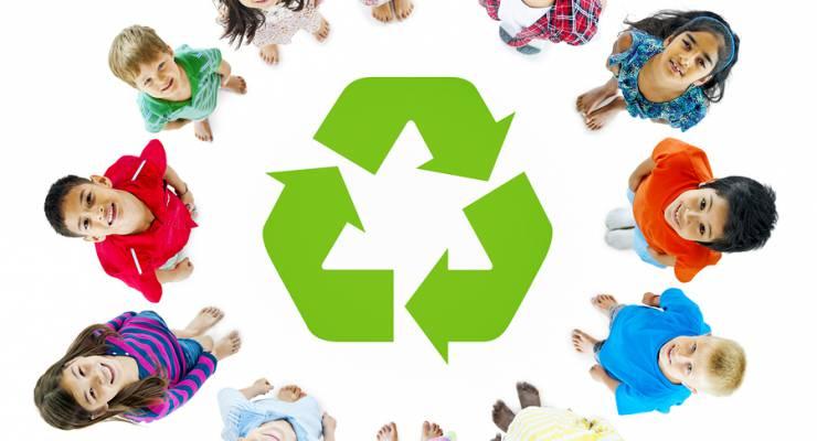 Recycling spielend erlernen