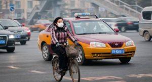 Luftverschmutzung in Beijing