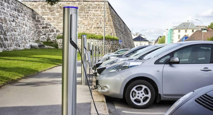 Elektroautos sind im Kommen