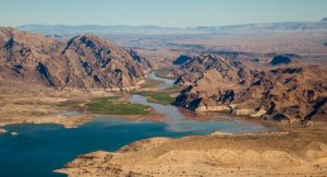 Lake Mead am Colorado River