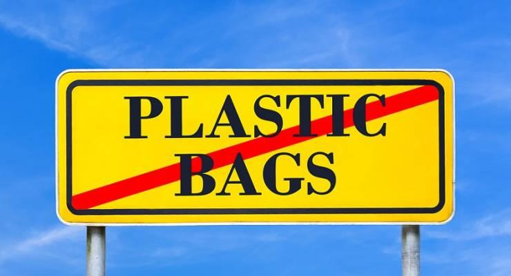 Ein Tag ohne Plastiktüten