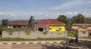Mobisol Zentrale in Ruanda