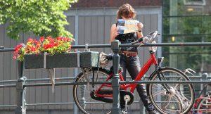 Naviki funktioniert auch als Routenplaner für das Fahrrad