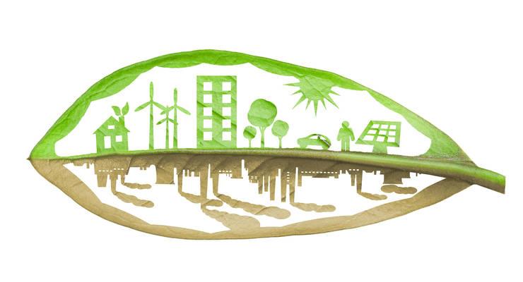 Der Bund klärt über die Energiewende als gemeinschaftliches Projekt auf