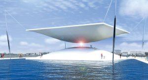 Das Solar Hourglass hat den LAGI Designwettbewerb gewonnen