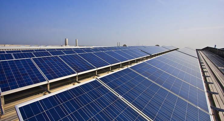 Conergy Solaranlage, Frankfurt (Oder)